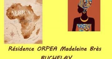 Orpea Madeleine Bres mois Afrique