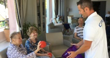 Orpea Corniche Fleurie nouveau coach