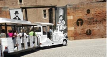 Orpea Les Jardins de Jouvence train touristique