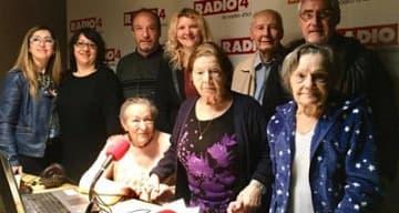 Orpea La Tour de Pujols résidents à la radio