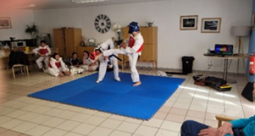 Orpea La Tour de Pujols taekwondo