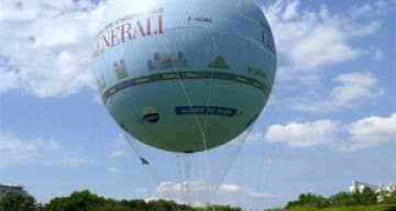 Orpea Chaillot tour ballon