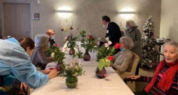 Orpea Le Corbusier atelier floral