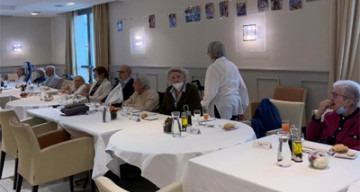 Orpea Le Corbusier restaurant
