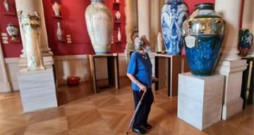 Orpea Le Corbusier sortie musée