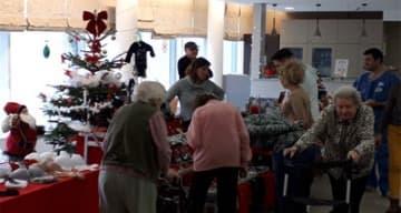 Orpea Les Citronniers marché noël