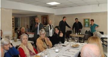 Les Citronniers Repas CCAS Beaubolais nouveau 15-11-18