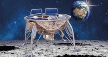 Orpea Renouard en route pour la lune