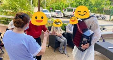 Orpea saint joseph accordéon