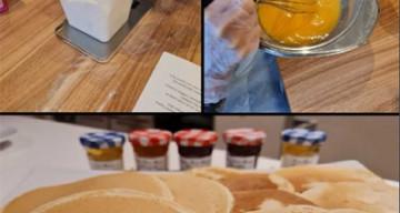 Orpea Port Van Gogh pancakes