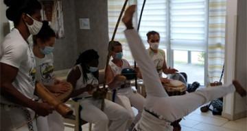 Orpea La Cheneraie capoeira