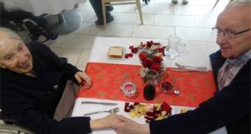 Orpea La Cheneraie saint-valentin