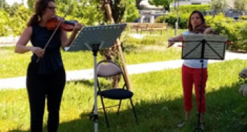 Orpea La Cheneraie violons