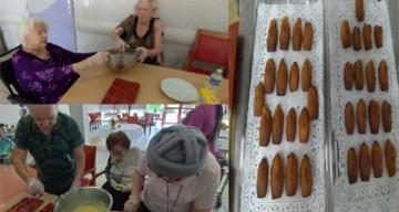 Orpea val de seine atelier culinaire