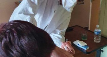 Orpea La Camargue vaccination