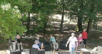 Orpea Les Jardins D'Ombeline promenades