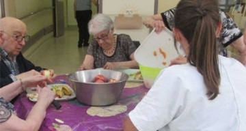 Orpea Les Rives Saint Nicolas atelier cuisine
