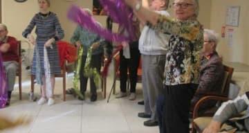 Orpea Les Rives Saint Nicolas danse