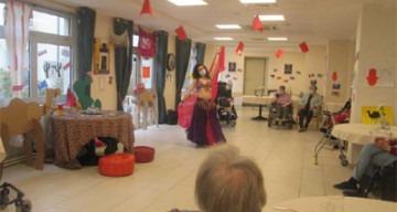 Orpea Les Rives Saint Nicolas danseuse