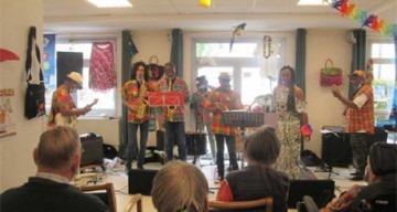Orpea Les Rives Saint Nicolas fête musique