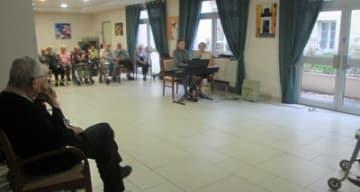 Orpea Les Rives Saint Nicolas musique classique