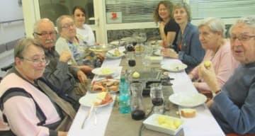 Orpea Les Rives Saint Nicolas raclette