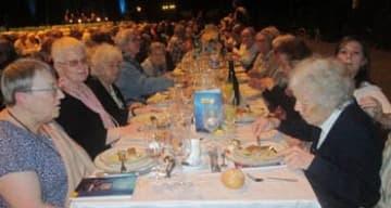Orpea Les Rives Saint Nicolas repas maire
