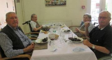 Orpea Les Rives Saint Nicolas repas thérapeutique