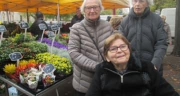 Orpea Les Rives Saint Nicolas sortie marché