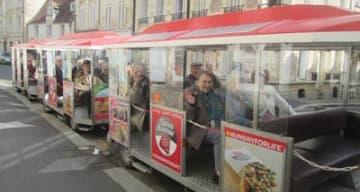 Orpea Les Rives Saint Nicolas train touristique