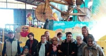 Orpea Les Jardins d'Escudier - Atelier du Carnaval d'Albi le 23 février