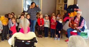 Orpea Résidence du Moulin école maternelle