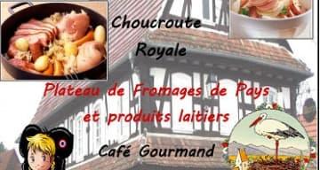 Orpea Résidence du Moulin repas festif
