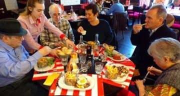 Orpea Résidence du Moulin restaurant