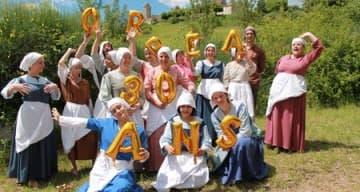 Orpea Le verger d'Anna bataille Castillon
