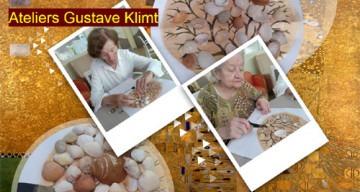 Orpea Relais des sens ateliers Gustave Klimt