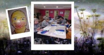 Orpea Relais des sens ateliers peinture