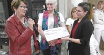 Orpea Le Saule don France Alzheimer
