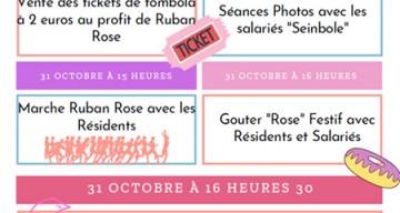 Orpea Les Vignes octobre rose
