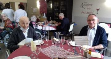 Orpea Les Vignes repas breton