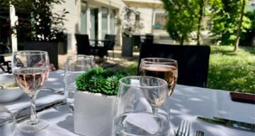 Orpea les terrasses de Mozart repas