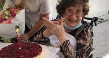 Orpea Le Clos d'Aliénor 101 ans