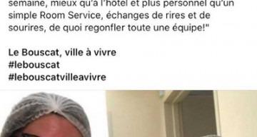 Orpea Le Clos d'Aliénor apéro mairie facebook