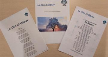 Orpea Le Clos d'Aliénor books jeux