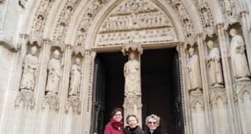 Orpea Le Clos d'Alienor cathédrale bordeaux