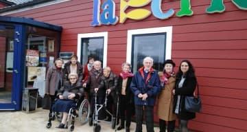 Orpea Le Clos d'Alienor restaurant La Criée