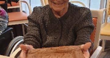 Orpea Le Clos d'Aliénor atelier poterie