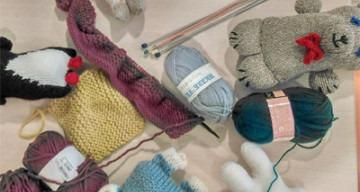 Orpea Le Clos d'Aliénor tricot