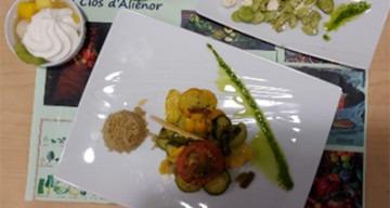 Orpea Le Clos d'Aliénor végétarien