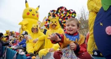 Orpea Les Mariniers carnaval Moulins